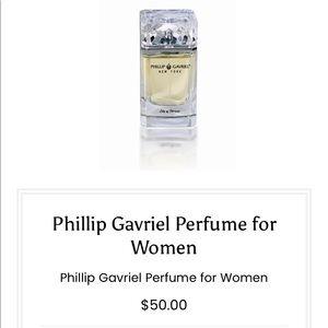 NIB Phillip Gavriel Lily of Florence Fragrance